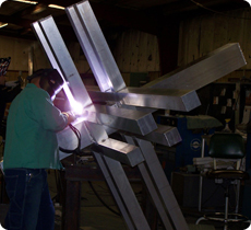 Handrail Metal Fabrication