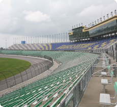 Kansas Super Speedway Kansas City, KS
